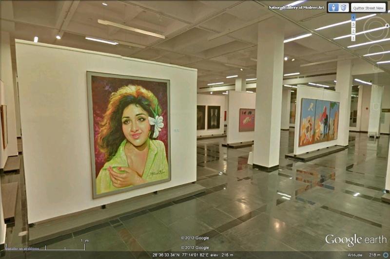 - STREET VIEW : les musées en visite virtuelle Sans_225