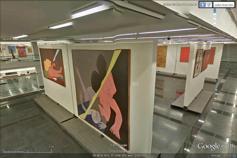 - STREET VIEW : les musées en visite virtuelle Sans_226