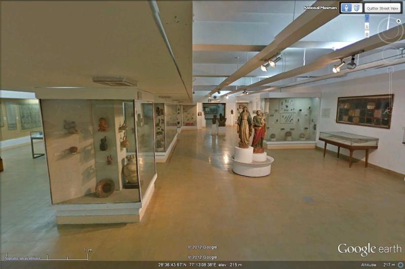 - STREET VIEW : les musées en visite virtuelle Sans_230