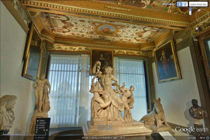 - STREET VIEW : les musées en visite virtuelle Sans_236