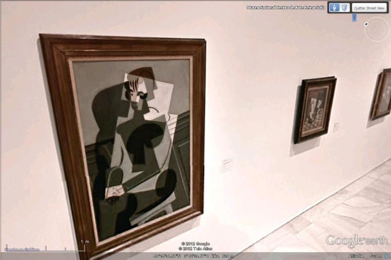 - STREET VIEW : les musées en visite virtuelle Sans_237