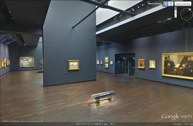 - STREET VIEW : les musées en visite virtuelle Sans_245