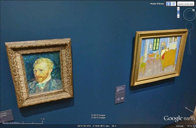 - STREET VIEW : les musées en visite virtuelle Sans_247