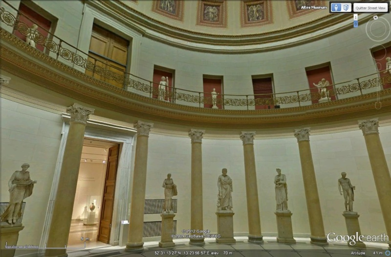 - STREET VIEW : les musées en visite virtuelle Sans_254