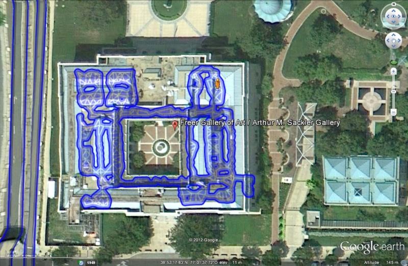 - STREET VIEW : les musées en visite virtuelle Sans_256
