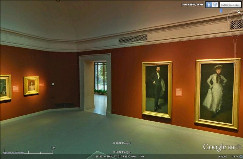 - STREET VIEW : les musées en visite virtuelle Sans_258