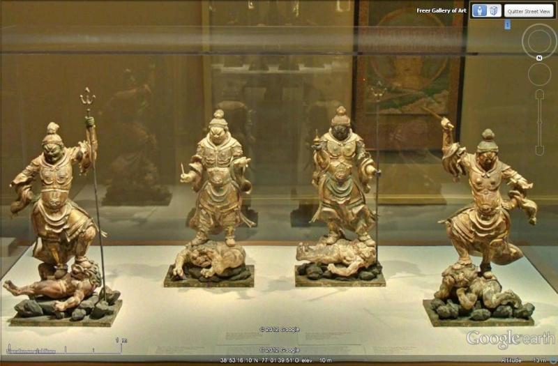 - STREET VIEW : les musées en visite virtuelle Sans_259