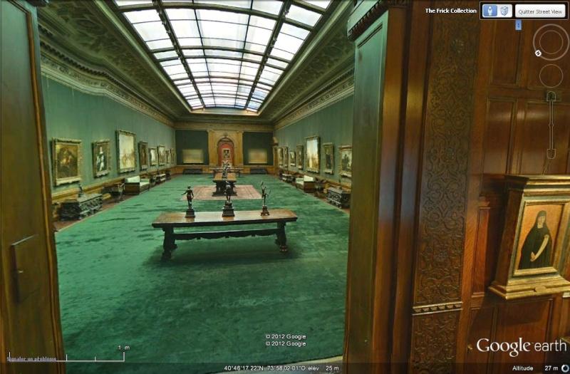 - STREET VIEW : les musées en visite virtuelle Sans_266