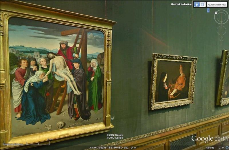 - STREET VIEW : les musées en visite virtuelle Sans_267