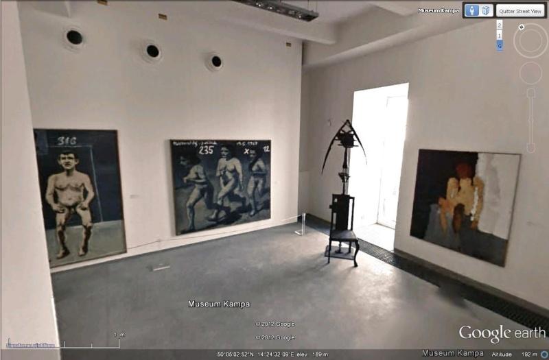 - STREET VIEW : les musées en visite virtuelle Sans_276