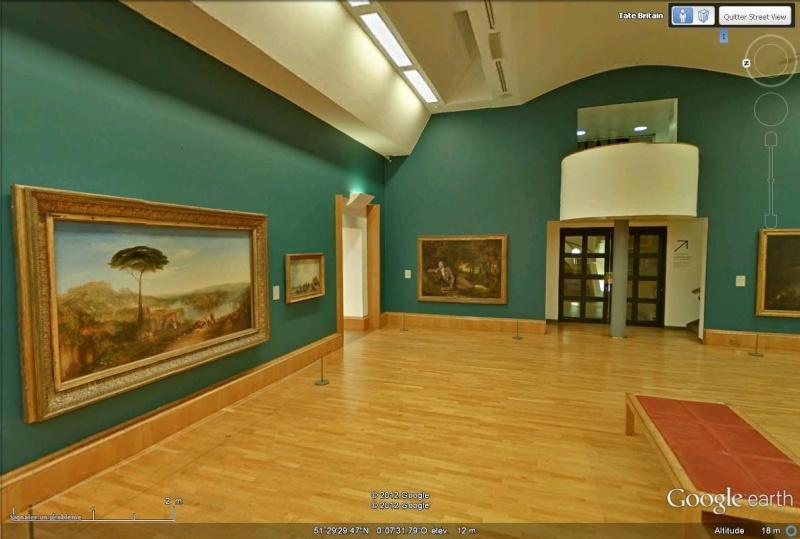 STREET VIEW : les musées en visite virtuelle - Page 2 Sans_285