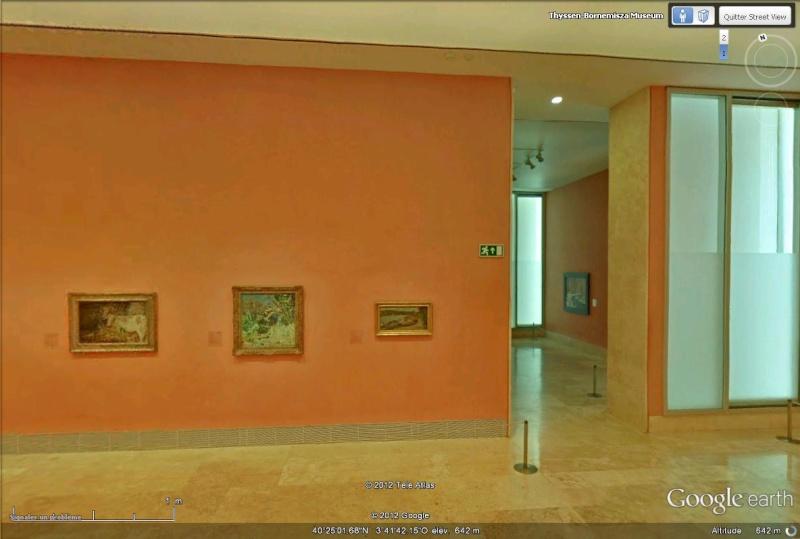 STREET VIEW : les musées en visite virtuelle - Page 2 Sans_291