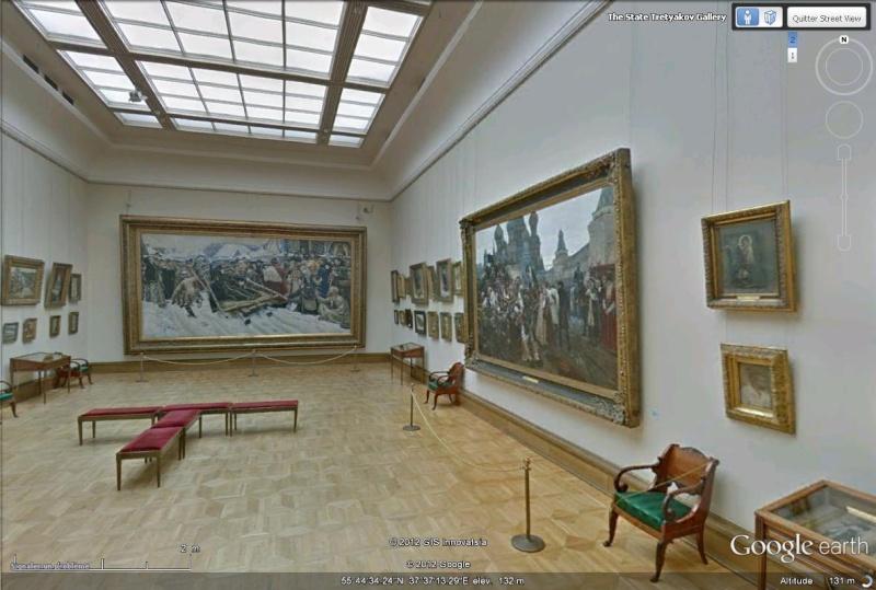 STREET VIEW : les musées en visite virtuelle - Page 2 Sans_298