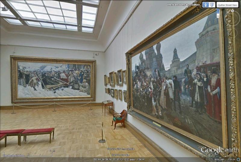 STREET VIEW : les musées en visite virtuelle - Page 2 Sans_299