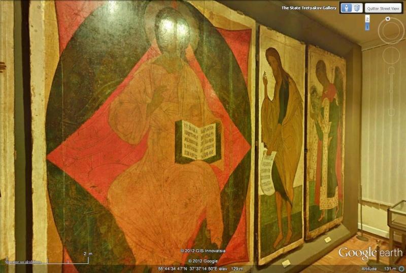 STREET VIEW : les musées en visite virtuelle - Page 2 Sans_301