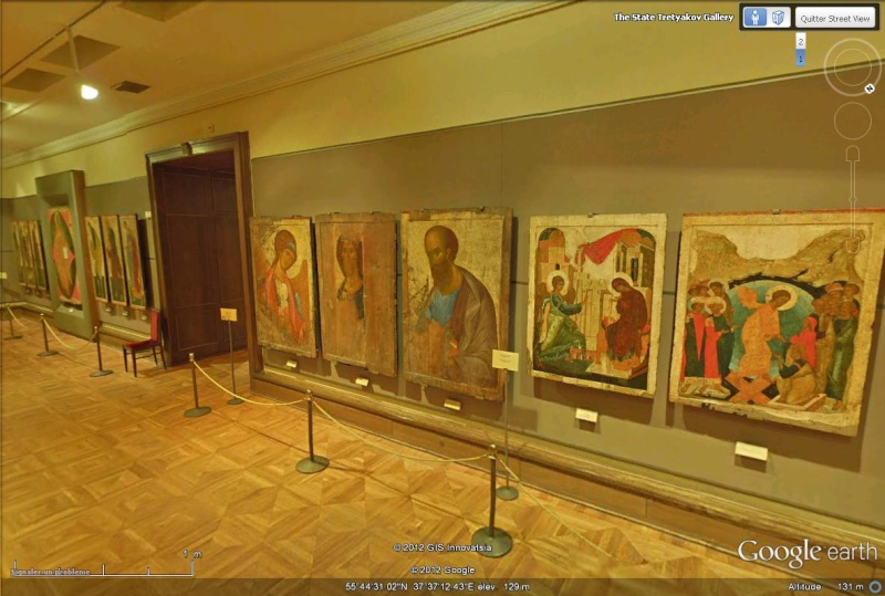 STREET VIEW : les musées en visite virtuelle - Page 2 Sans_302