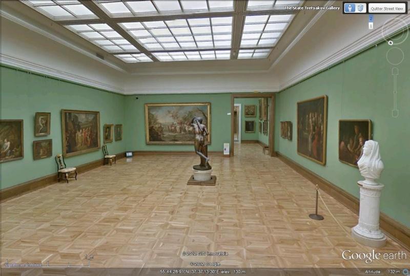 STREET VIEW : les musées en visite virtuelle - Page 2 Sans_303