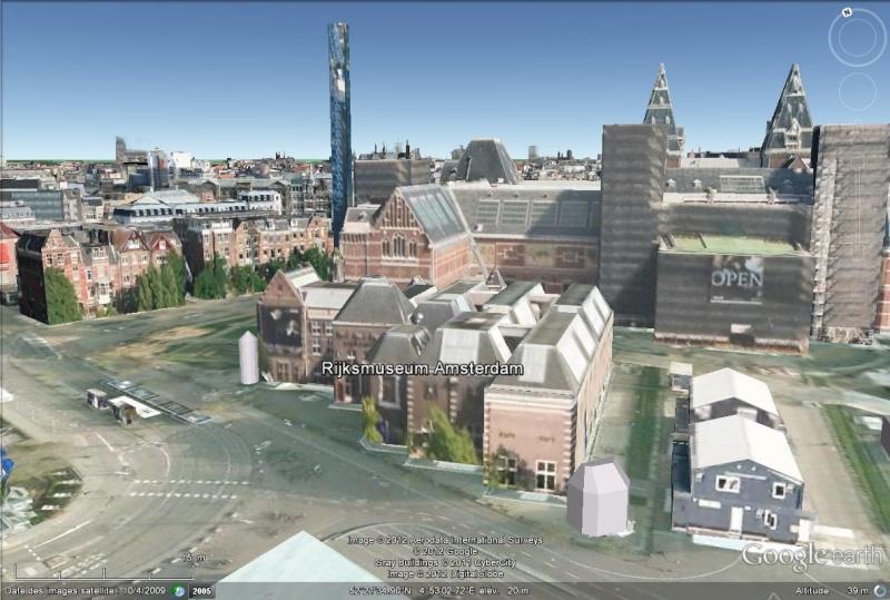 STREET VIEW : les musées en visite virtuelle - Page 2 Sans_306
