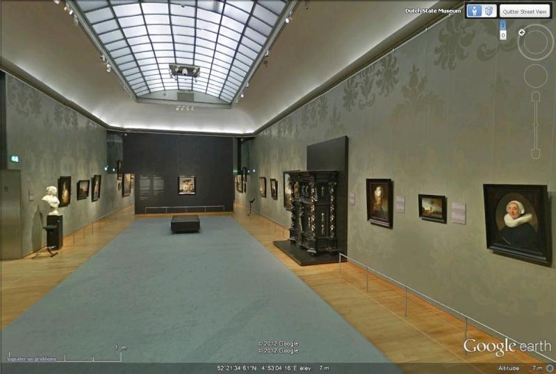 STREET VIEW : les musées en visite virtuelle - Page 2 Sans_308