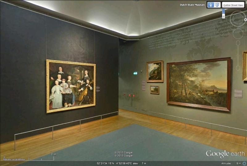 STREET VIEW : les musées en visite virtuelle - Page 2 Sans_310