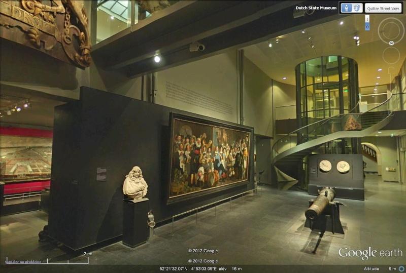 STREET VIEW : les musées en visite virtuelle - Page 2 Sans_313