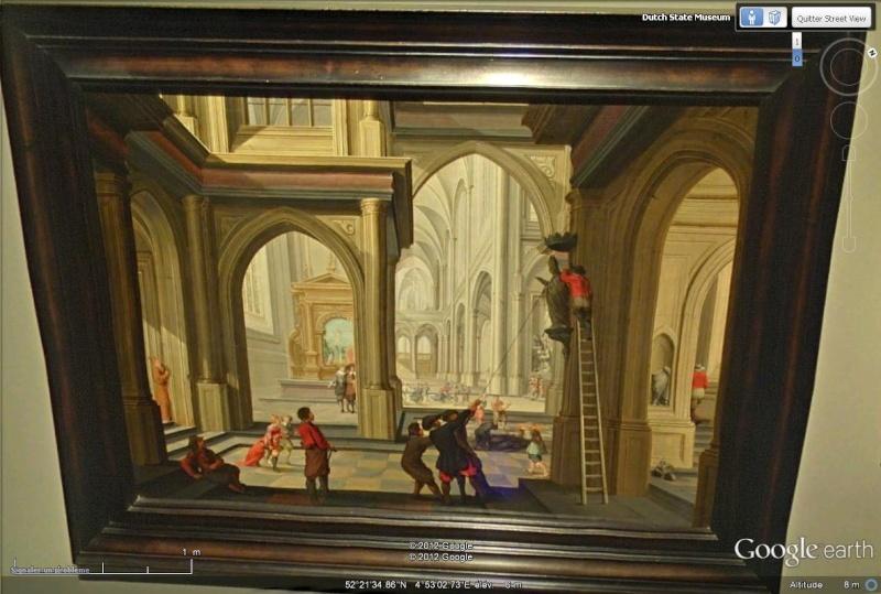 STREET VIEW : les musées en visite virtuelle - Page 2 Sans_315