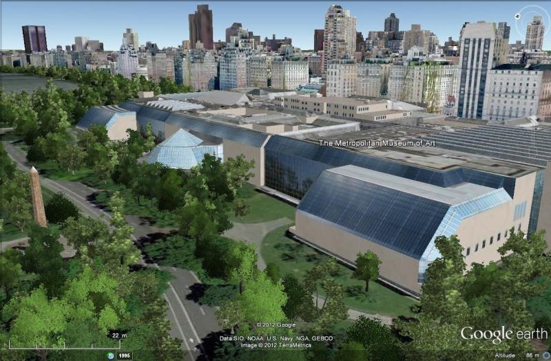 STREET VIEW : les musées en visite virtuelle - Page 2 Sans_327