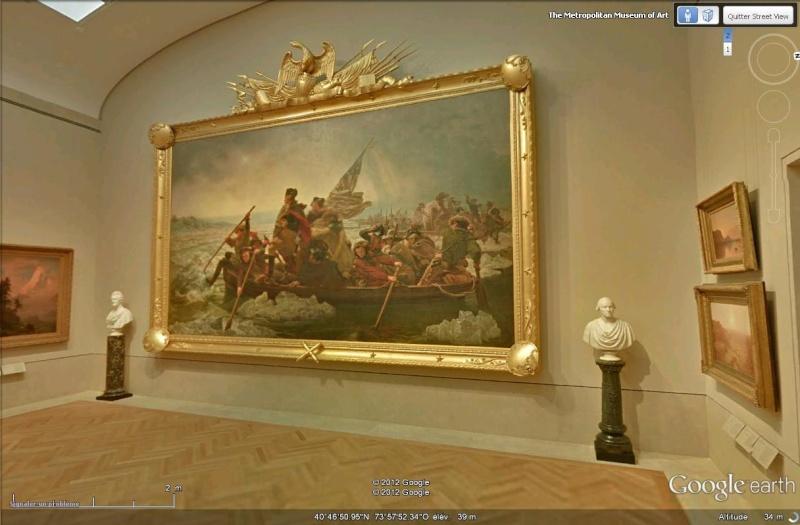 STREET VIEW : les musées en visite virtuelle - Page 2 Sans_331