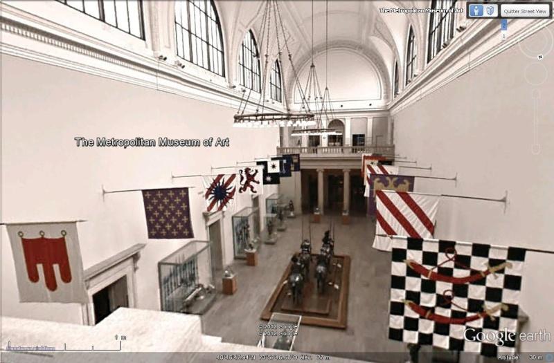 STREET VIEW : les musées en visite virtuelle - Page 2 Sans_335