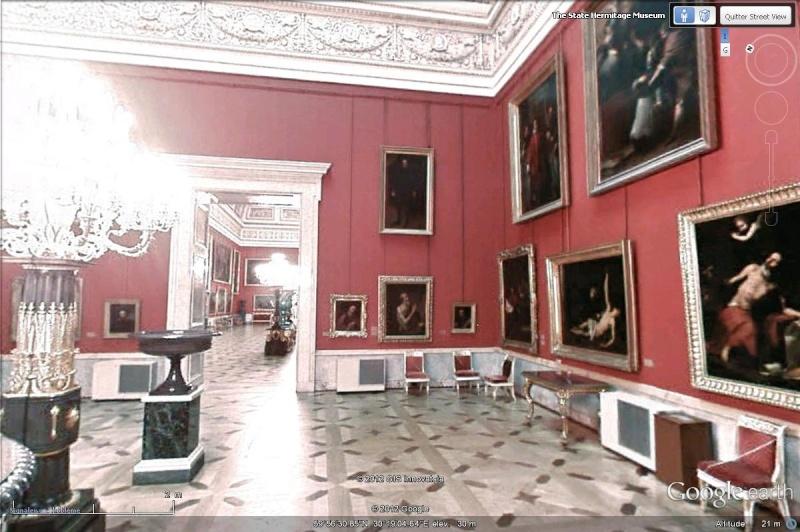 STREET VIEW : les musées en visite virtuelle - Page 2 Sans_354
