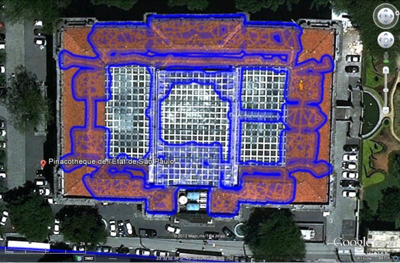 STREET VIEW : les musées en visite virtuelle - Page 2 Sans_362