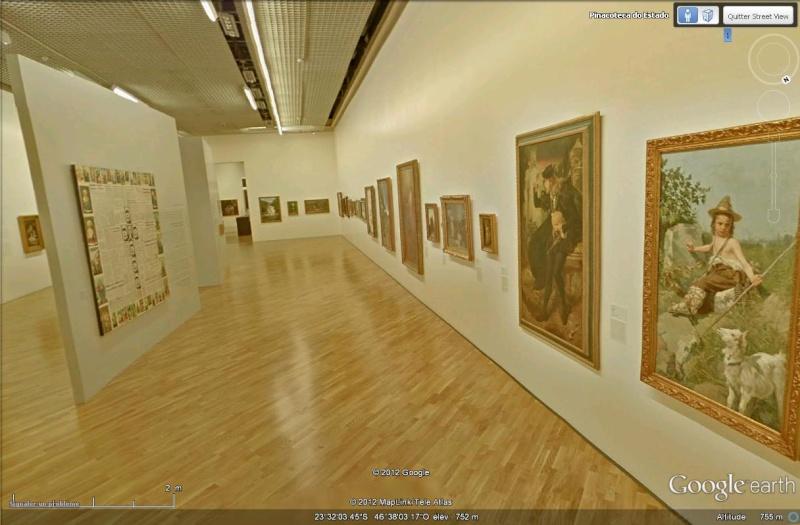 STREET VIEW : les musées en visite virtuelle - Page 2 Sans_363