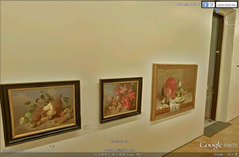 STREET VIEW : les musées en visite virtuelle - Page 2 Sans_365