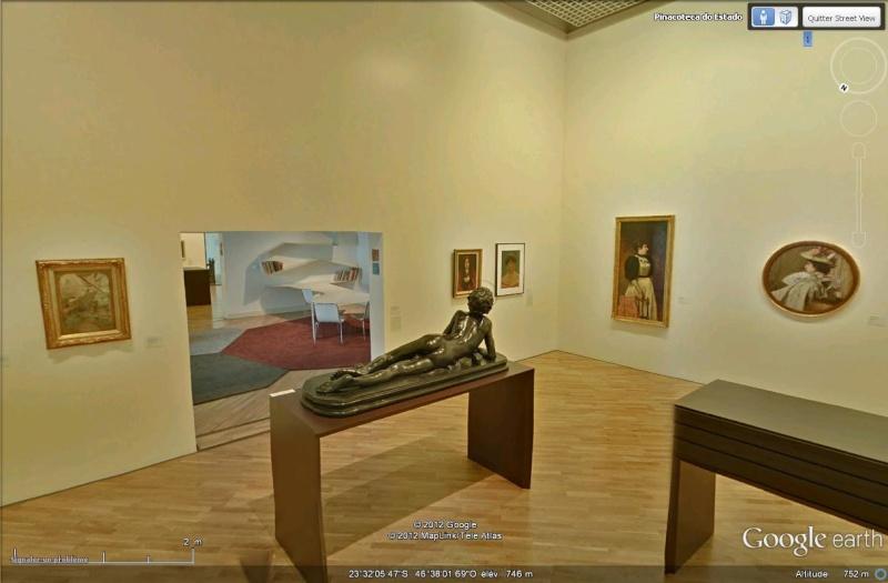 STREET VIEW : les musées en visite virtuelle - Page 2 Sans_366