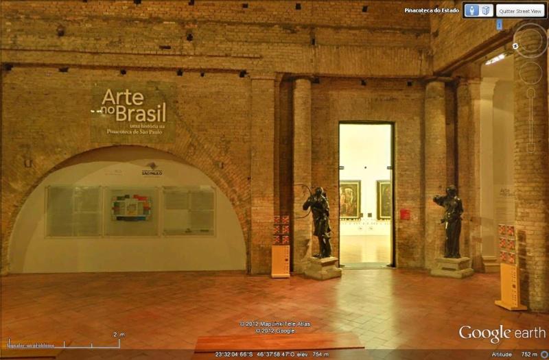 STREET VIEW : les musées en visite virtuelle - Page 2 Sans_368