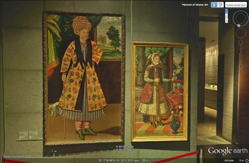 STREET VIEW : les musées en visite virtuelle - Page 2 Sans_378