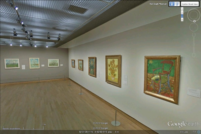 STREET VIEW : les musées en visite virtuelle - Page 2 Sans_397