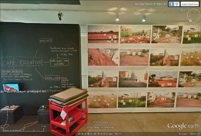STREET VIEW : les musées en visite virtuelle - Page 3 Sans_432