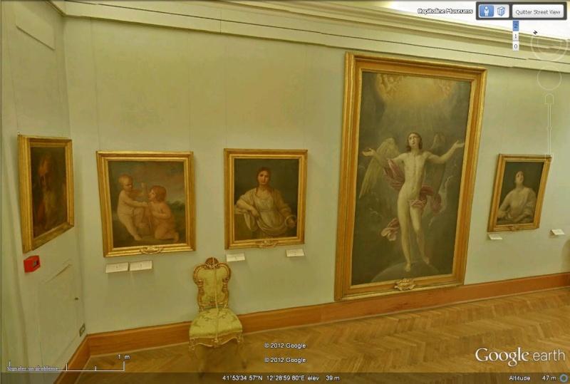 STREET VIEW : les musées en visite virtuelle - Page 3 Sans_470