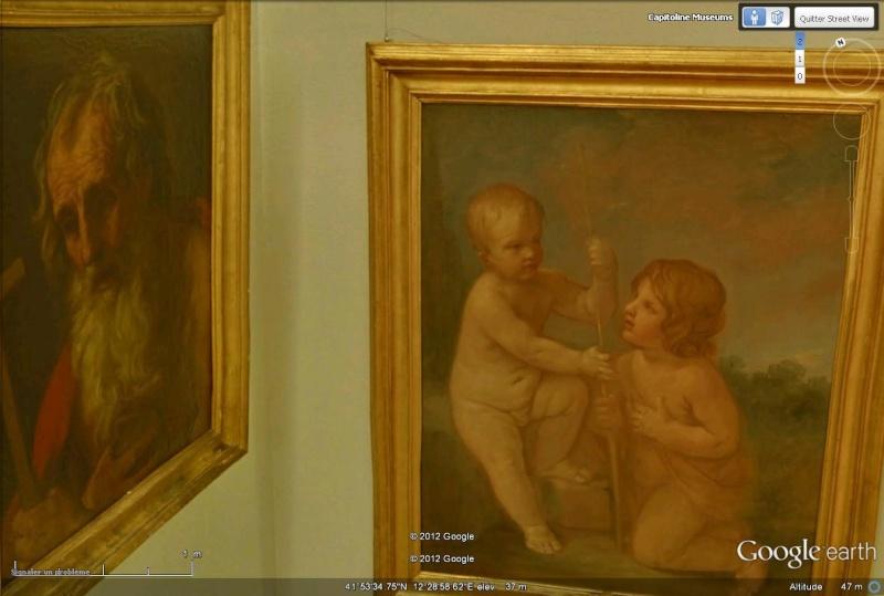 STREET VIEW : les musées en visite virtuelle - Page 3 Sans_471