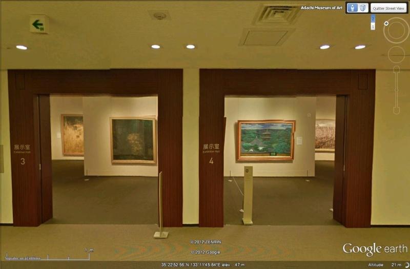 STREET VIEW : les musées en visite virtuelle - Page 3 Sans_478