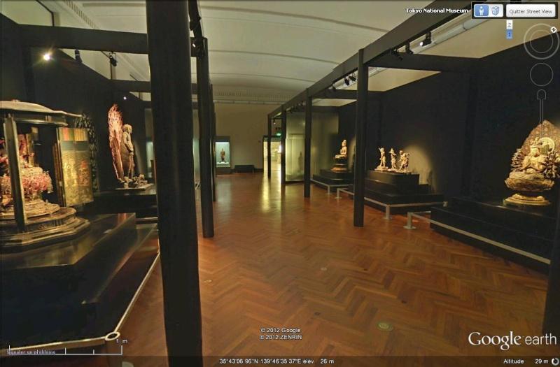 STREET VIEW : les musées en visite virtuelle - Page 3 Sans_509