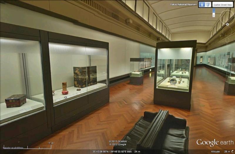 STREET VIEW : les musées en visite virtuelle - Page 3 Sans_512