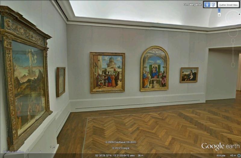 STREET VIEW : les musées en visite virtuelle - Page 3 Sans_534