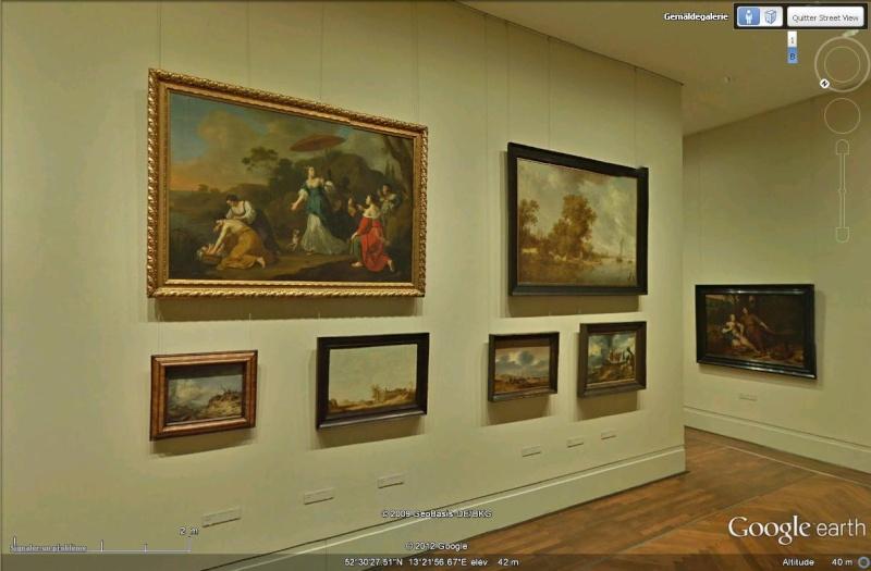 STREET VIEW : les musées en visite virtuelle - Page 3 Sans_538