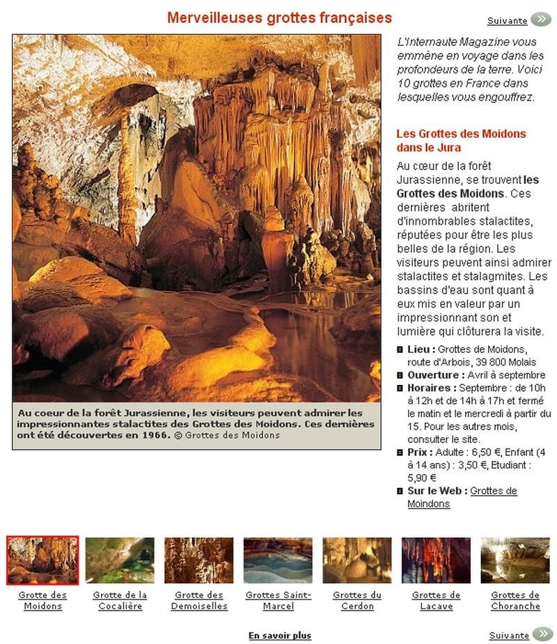 Les grottes du Monde illustrées avec Google Earth - Page 3 Sans_t13