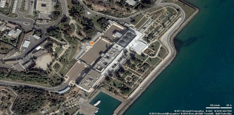 Le palais présidentiel de Carthage Sans_t73