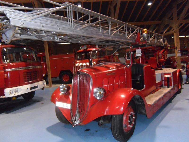 MUSEE des pompiers de SCIEZ (HAUTE SAVOIE) 1110