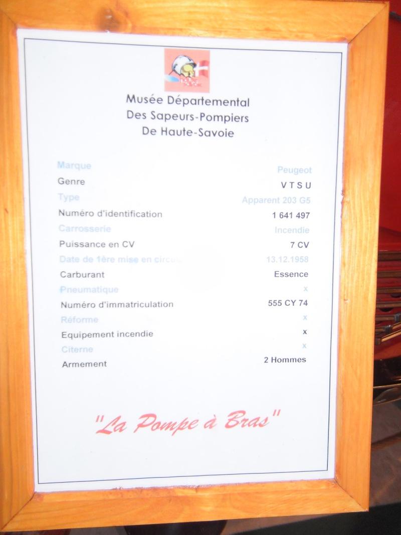 MUSEE des pompiers de SCIEZ (HAUTE SAVOIE) 203_210