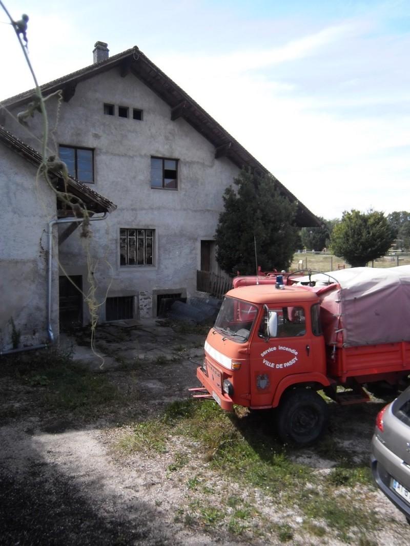 MUSEE des pompiers de SCIEZ (HAUTE SAVOIE) 510